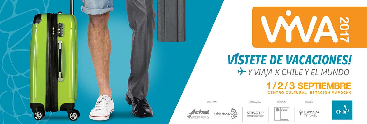 FERIA INTERNACIONAL DE VIAJES Y VACACIONES - VYVA 2017