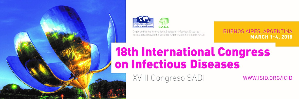 18th International Conference on Infectious Diseases