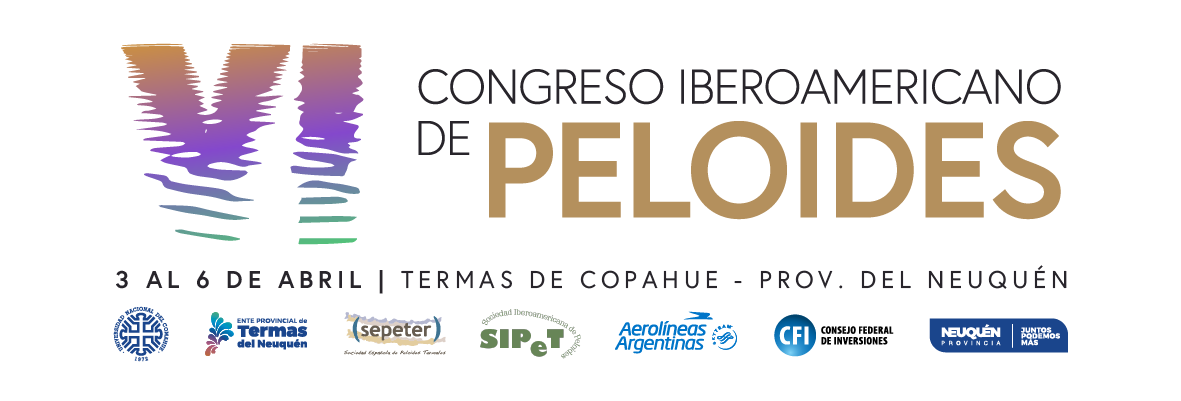 VI Congreso Iberoamericano de Peloides
