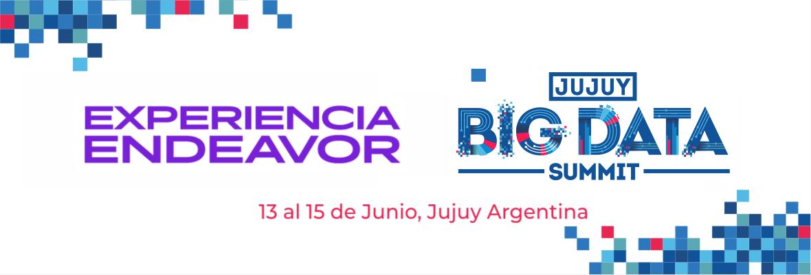 Experiencia Endeavor NOA - Summit Big Data -  Prensa