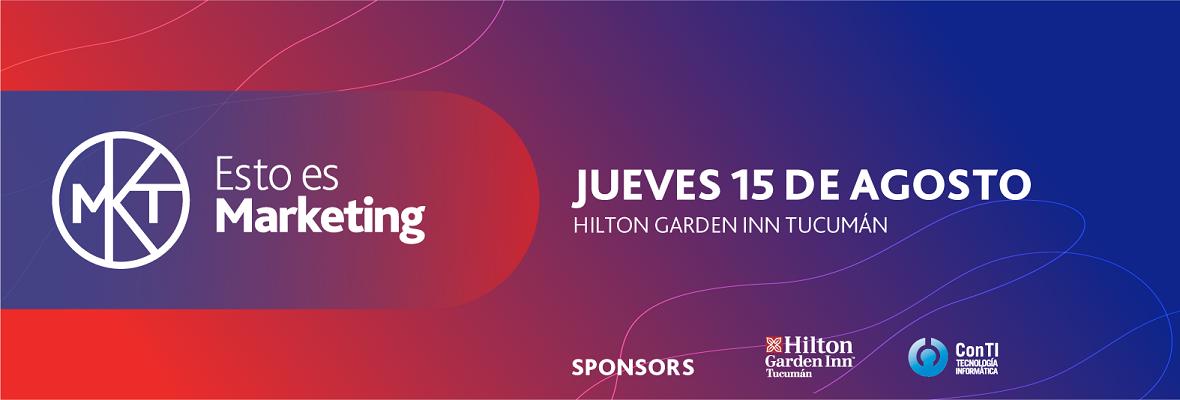 Esto es Marketing - Hilton 2019