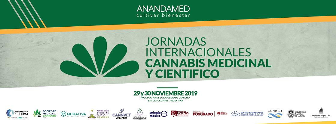 Jornadas Internacionales de Cannabis medicinal y cientifico